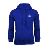 Royal Fleece Hoodie-Our Lady of the Lake University Athletics - Offical Logo