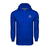 Under Armour Royal Performance Sweats Team Hoodie-OLLU Saints