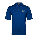 Royal Performance Fine Jacquard Polo-OLLU Our Lady of the Lake University Stacked