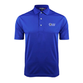 Royal Dry Mesh Polo-OLLU Our Lady of the Lake University Stacked