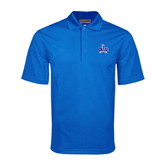 Royal Mini Stripe Polo-OLLU Saints