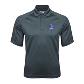 Charcoal Dri Mesh Pro Polo-OLLU Saints