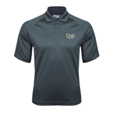 Charcoal Dri Mesh Pro Polo-The Woodlands