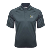 Charcoal Dri Mesh Pro Polo-Rio Grande Valley