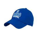 Royal Heavyweight Twill Pro Style Hat-Our Lady of the Lake University Athletics - Offical Logo