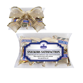 Snickers Satisfaction Pillow Box-Our Lady of the Lake University Athletics - Offical Logo