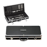 Grill Master Set-OUr Lady of the Lake University Flat Engraved