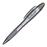 Silver/Silver Blossom Pen/Highlighter-OUr Lady of the Lake University Flat