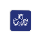 Hardboard Coaster w/Cork Backing-Our Lady of the Lake University Athletics - Offical Logo