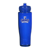 Spectrum Blue Sport Bottle 28oz-Our Lady of the Lake University Athletics - Offical Logo