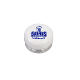 White Peppermint Plastic Jar-Our Lady of the Lake University Athletics - Offical Logo
