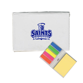 Micro Sticky Book-Our Lady of the Lake University Athletics - Offical Logo