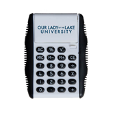 White Flip Cover Calculator-OUr Lady of the Lake University Flat