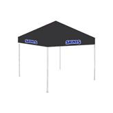 9 ft x 9 ft Black Tent-Saints
