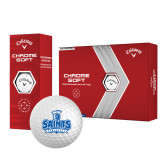Callaway Chrome Soft Golf Balls 12/pkg-Our Lady of the Lake University Athletics - Offical Logo