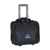 Embassy Plus Rolling Black Compu Brief-Our Lady of the Lake University Athletics - Offical Logo
