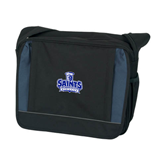 Excel Black/Blue Saddle Brief-Our Lady of the Lake University Athletics - Offical Logo