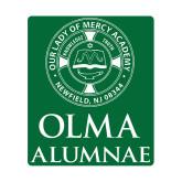 Alumni Decal-OLMA Alumnae