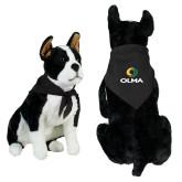 Black Pet Bandana-Primary  Athletic Mark