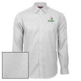 Red House White Diamond Dobby Long Sleeve Shirt-Primary  Athletic Mark
