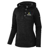 Columbia Ladies Darling Days Black Pullover-Primary  Athletic Mark
