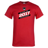 Red T Shirt-Class of…, Personalized year