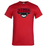 Red T Shirt-Athletics