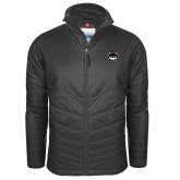 Columbia Mighty LITE Charcoal Jacket-Wolves Shield
