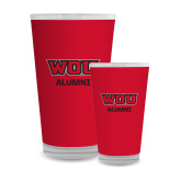 Full Color Glass 17oz-Alumni
