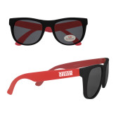 Red Sunglasses-Word Mark Flat