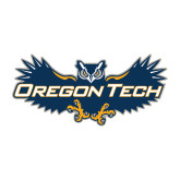 Medium Decal-Oregon Tech Owl, 8 inches wide