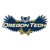 Large Decal-Oregon Tech Owl, 12 inches wide