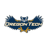 Small Decal-Oregon Tech Owl, 6 inches wide