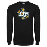 Black Long Sleeve T Shirt-OT Claw