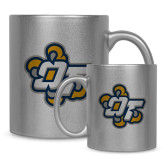 Full Color Silver Metallic Mug 11oz-OT Claw