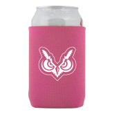 Neoprene Hot Pink Can Holder-Primary Mark