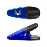 Blue Crocodile Clip/Magnet-Primary Mark