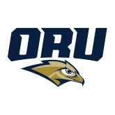 Medium Decal-ORU w Mascot, 8 inches wide