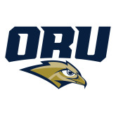 Large Decal-ORU w Mascot, 12 inches wide