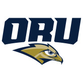 Extra Large Decal-ORU w Mascot, 18 inches wide