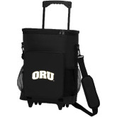 30 Can Black Rolling Cooler Bag-ORU
