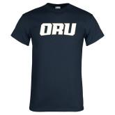 Navy T Shirt-ORU