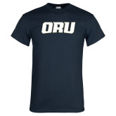 Navy T Shirt-ORU