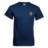 Navy T Shirt-Eli