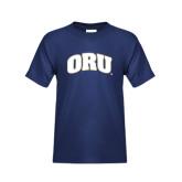 Youth Navy T Shirt-ORU