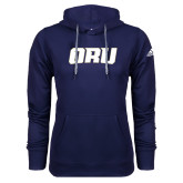 Adidas Climawarm Navy Team Issue Hoodie-ORU