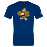 Adidas Navy Logo T Shirt-Eli