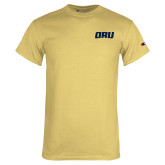 Champion Vegas Gold T Shirt-ORU