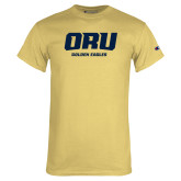 Champion Vegas Gold T Shirt-ORU Golden Eagles