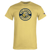 Champion Vegas Gold T Shirt-ORU Circle Mark
